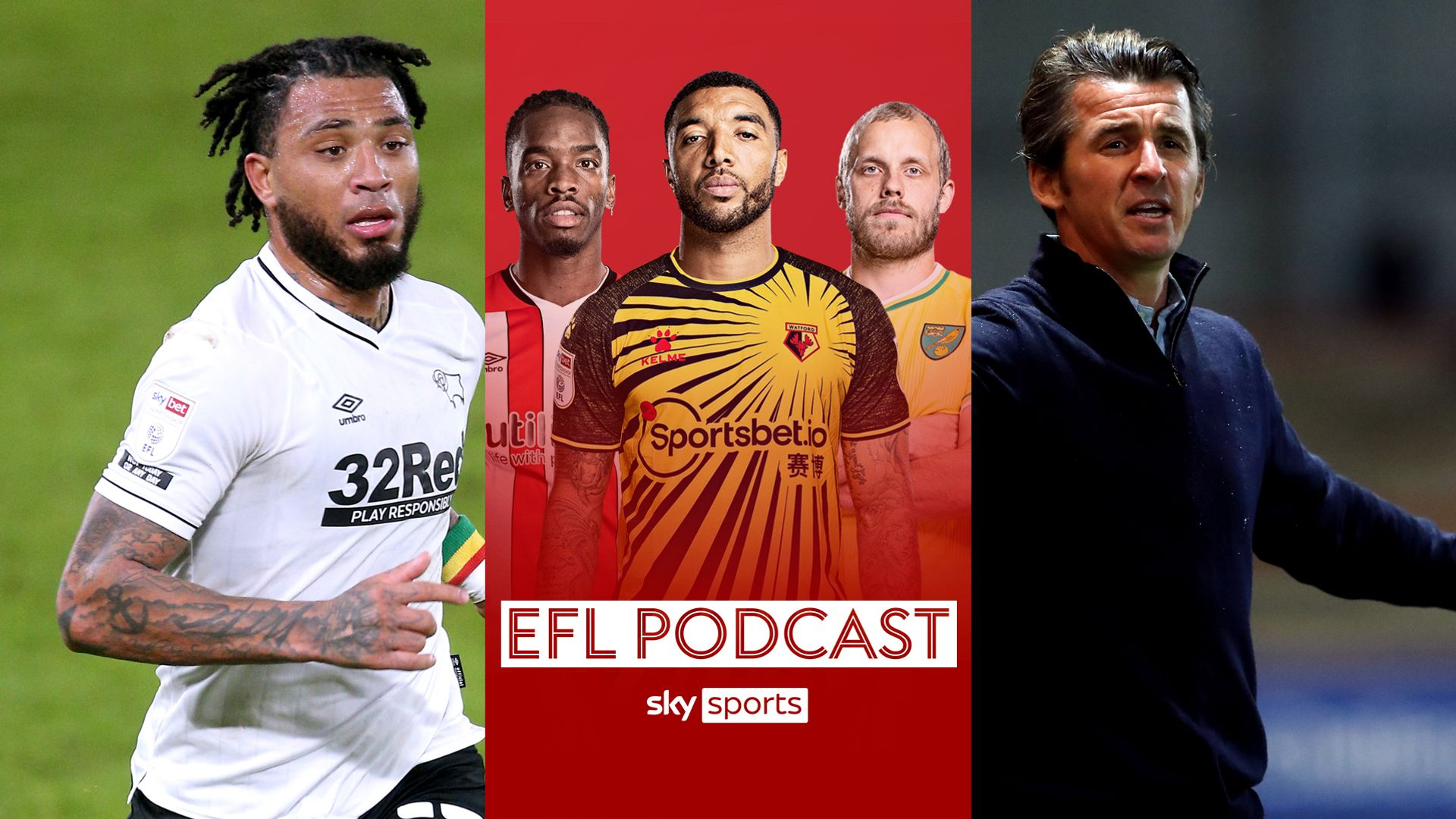 EFL Podcast: Cup upsets, Kazim-Richards & transfer latest