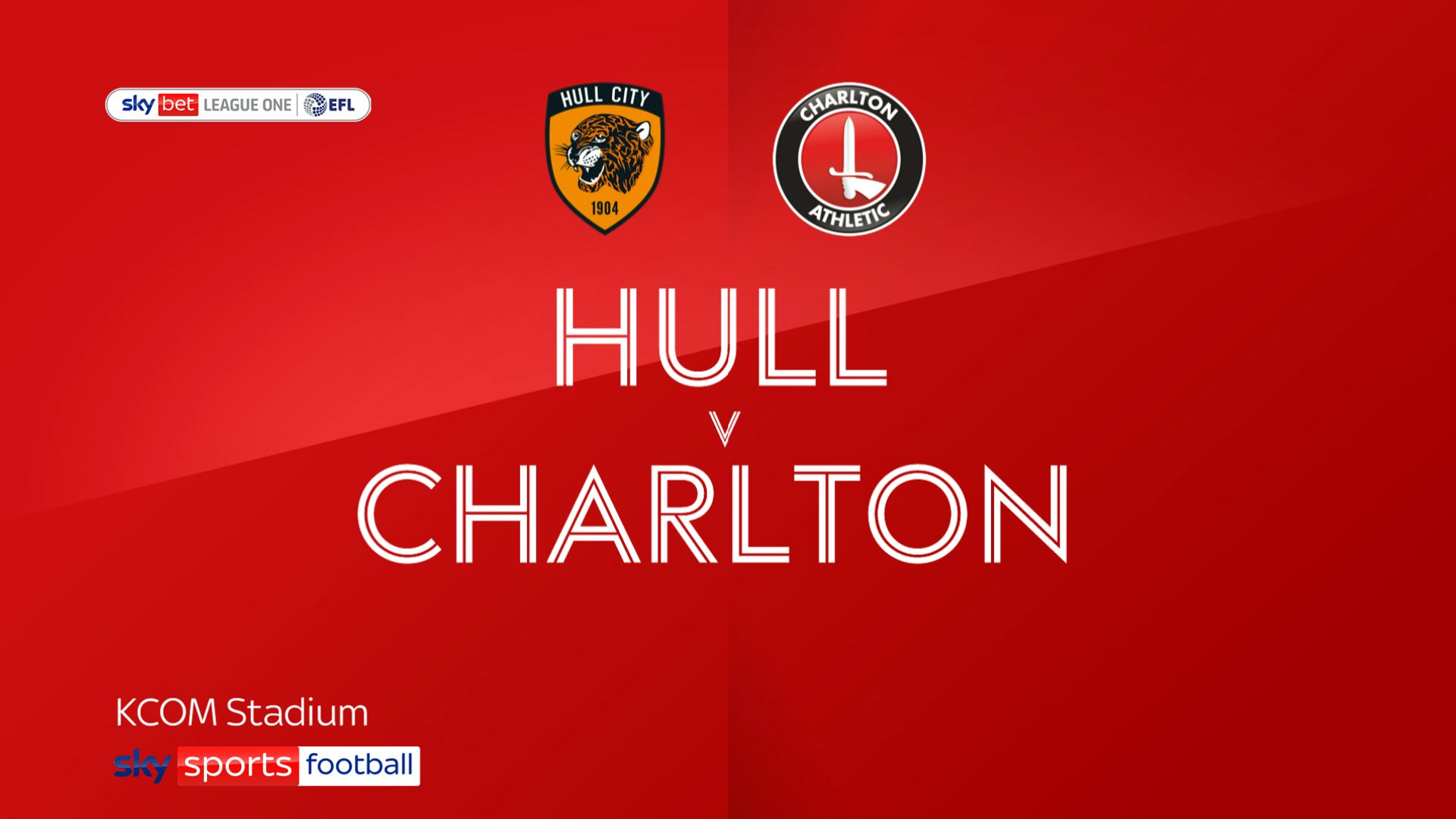 Hull beat Charlton to end losing run