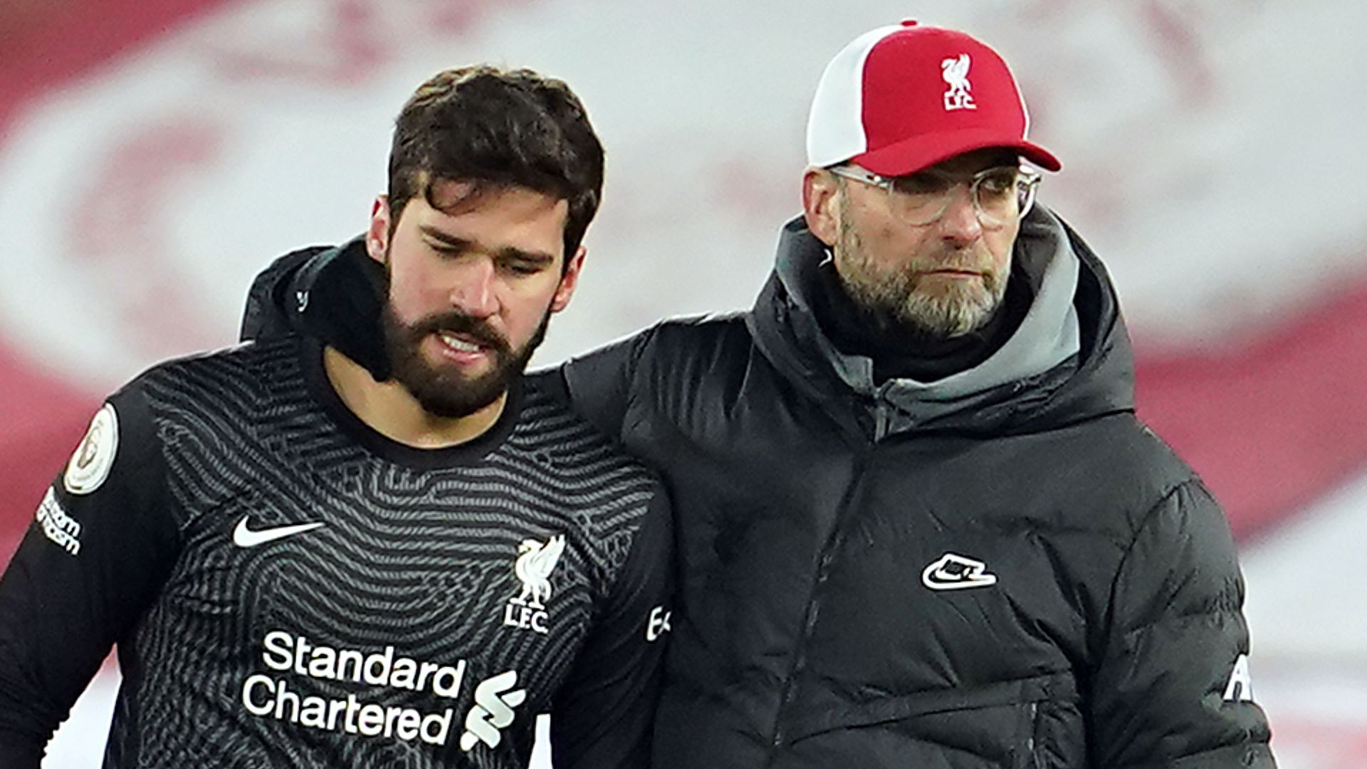 'It's my fault' - Klopp defends toothless Liverpool