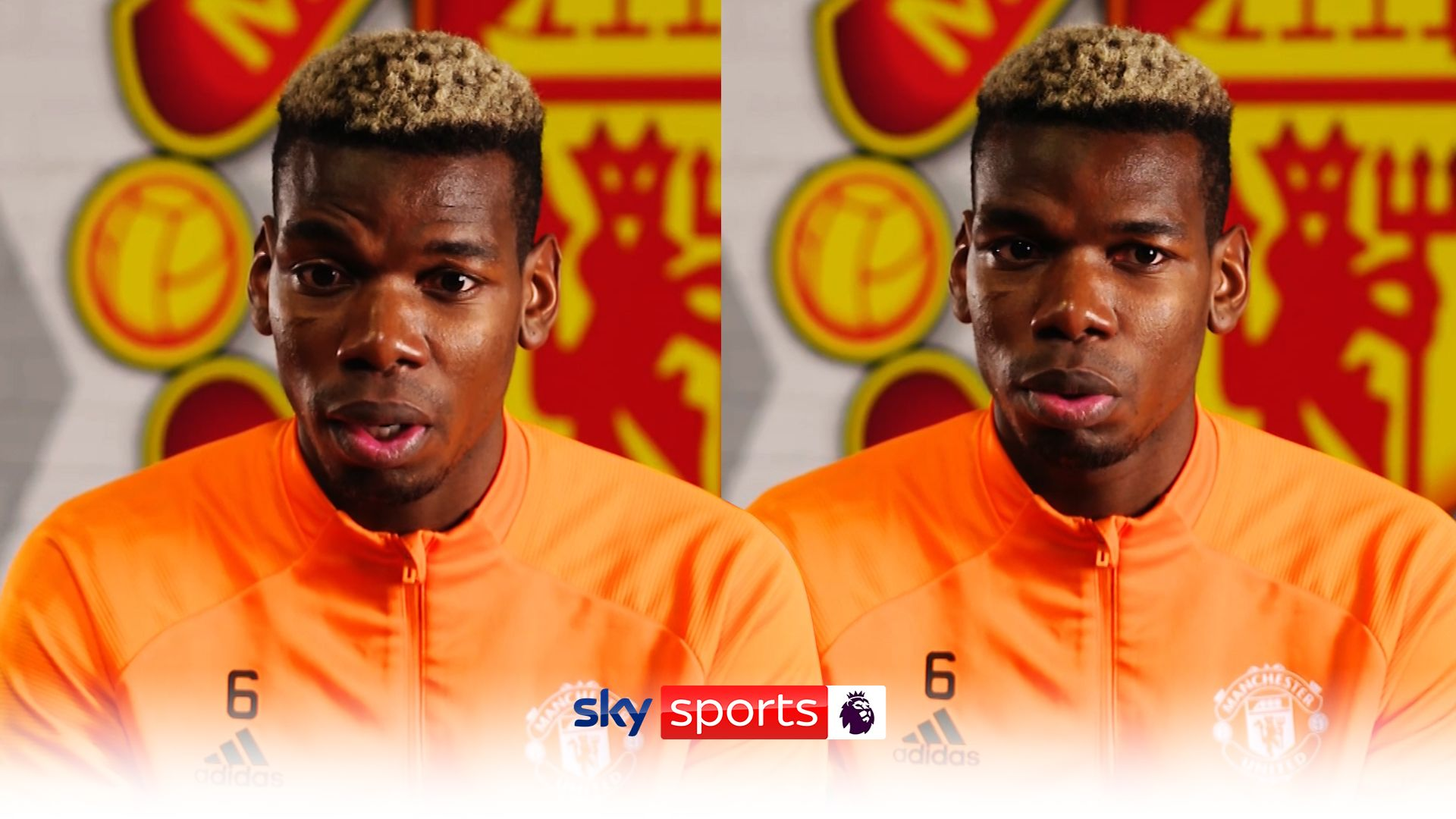 Pogba: Man Utd not at Liverpool's level - yet