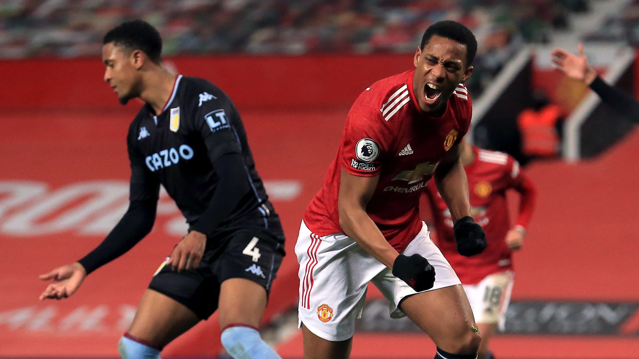 Man Utd Level On Points With Liverpool After Aston Villa Win How Ole Gunnar Solskjaer S Side Got Back On Track Football News Sky Sports