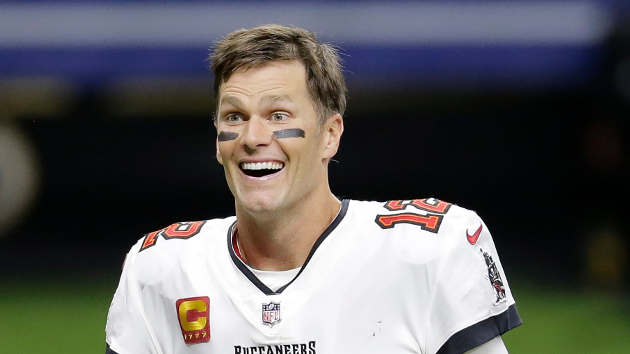 Tom Brady Super Bowl Lv Run With Tampa Bay Buccaneers A Magical Year And Bruce Arians A Great Leader Nfl News Sky Sports