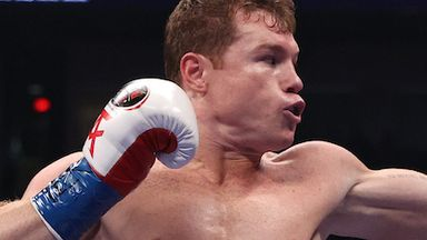 Canelo is widely considered the world's best fighter