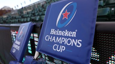 The Champions Cup and Challenge Cup will move straight to the knockout phase