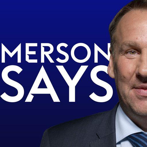 Merson: High-tempo England can 'blow teams away' at Euros