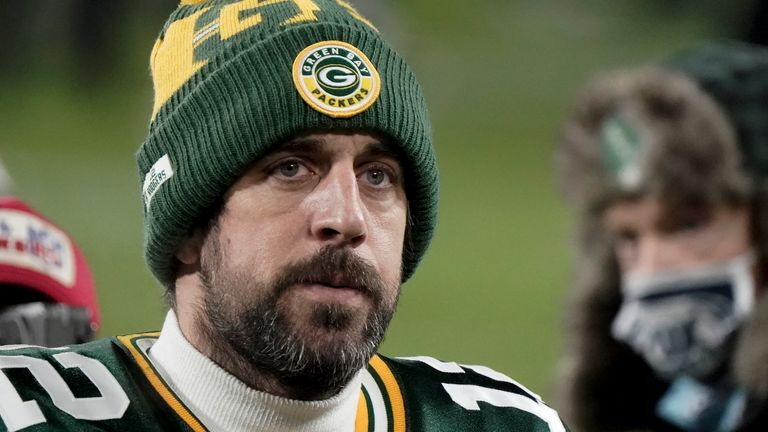 Green Bay Packers quarterback Aaron Rodgers has clarified the post-game comments he made after Sunday's loss to the Tampa Bay Buccaneers