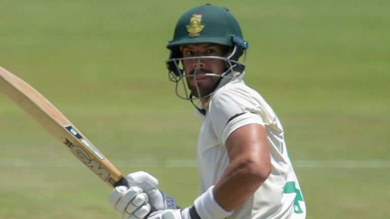 Aiden Markram has been touted as a future South Africa captain