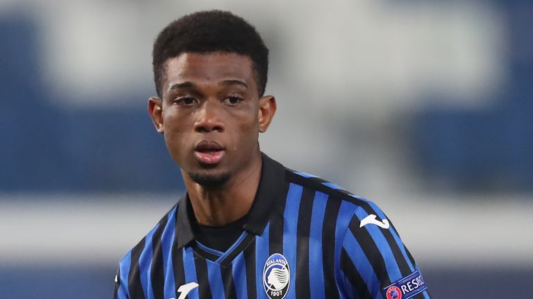 Amad Diallo is awaiting final clearance for his move to Manchester United