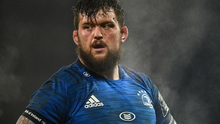 Andrew Porter played all 80 minutes against Munster