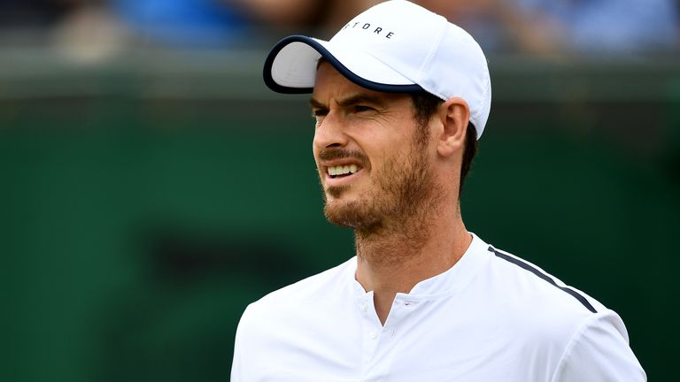 Andy Murray. Issue date: Friday January 22, 2021.