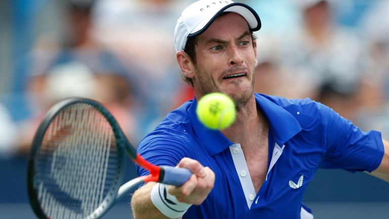 Murray has also offered advice to recreational tennis players