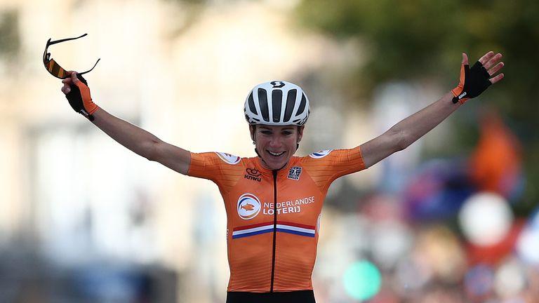 Former world champion Annemiek van Vleuten turned down the opportunity to join Deignan's Trek-Segafredo team