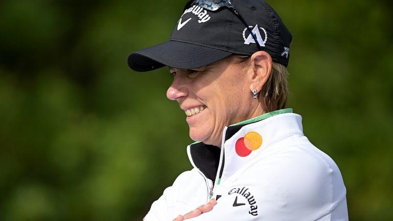 Annika Sorenstam is making a return to the LPGA