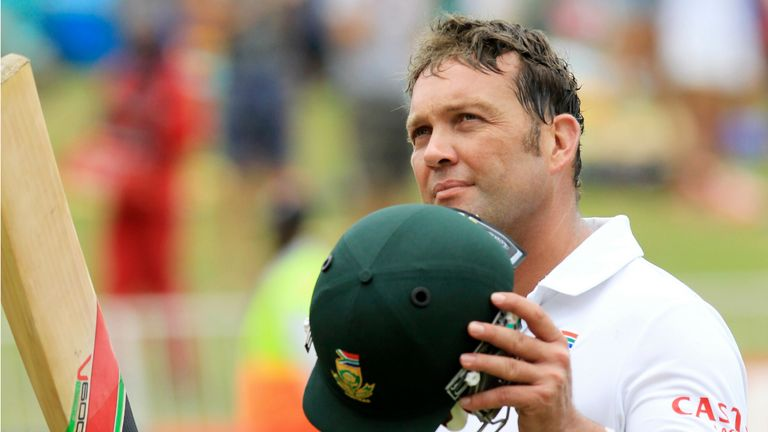 South Africa legend Jacques Kallis is serving as England batting consultant for the two-Test series in Sri Lanka