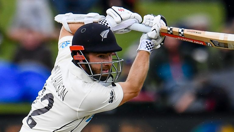 Kane Williamson scored his fourth Test double century as New Zealand moved towards a series sweep over Pakistan