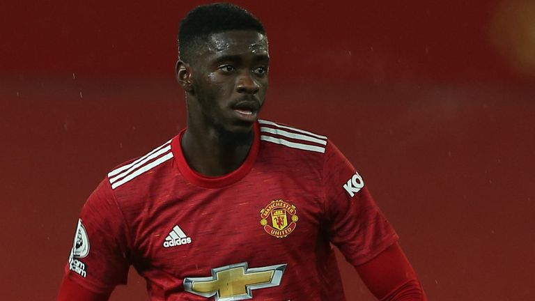 Axel Tuanzebe was racially abused on social media after Manchester United's defeat against Sheffield United