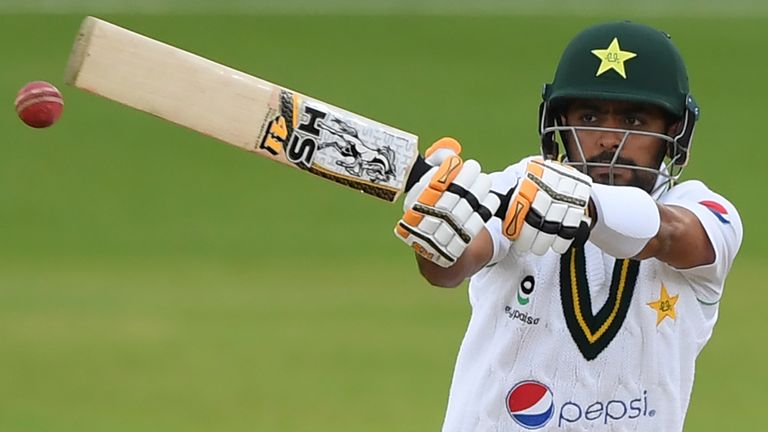 Pakistan Babar Azam averages over 200 in three Tests at home