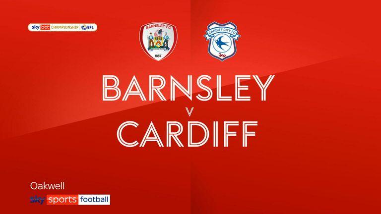 Barnsley v Cardiff