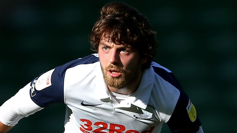 Preston's Ben Pearson is close to joining Championship rivals Bournemouth