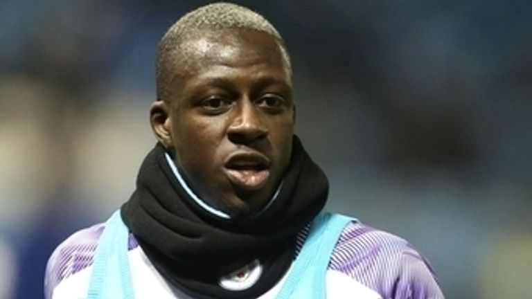 Benjamin Mendy has apologised for New Year's Eve covid-19 breach