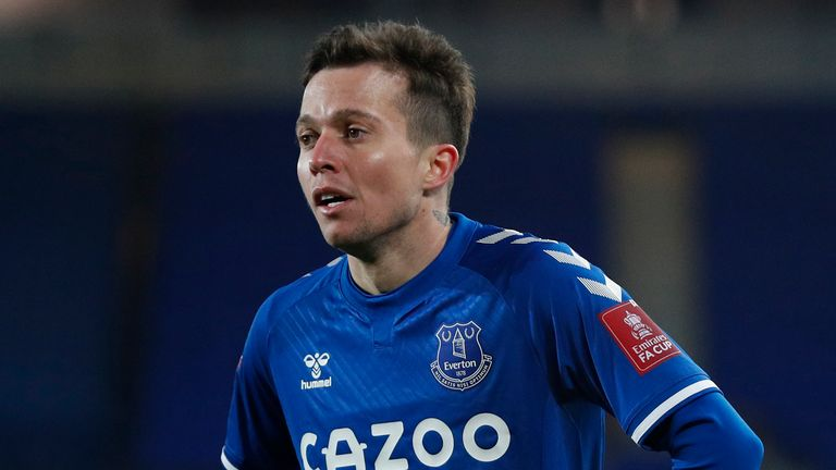 Bernard has been linked with a move away from Everton in this window