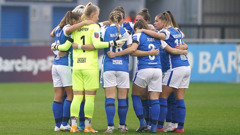 Birmingham City, Women's Super League (PA)