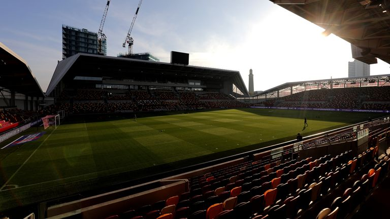 Brentford's match with Bristol City at the Brentford Community stadium on Wednesday has been postponed