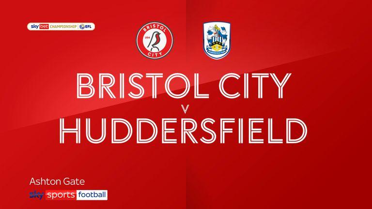 Bristol City v Huddersfield