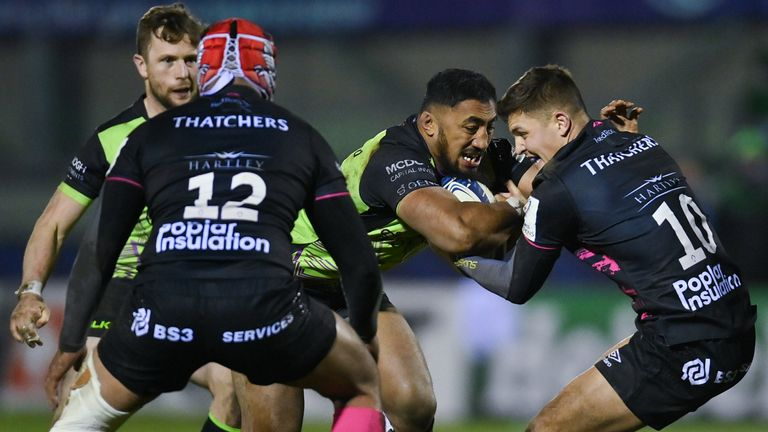Bristol's win against Connacht on December 20 was the last match played in the Champions Cup (Getty)