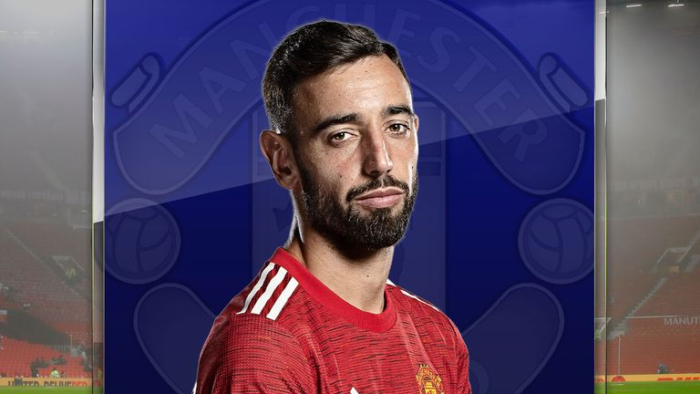 Bruno Fernandes has shone for Manchester United since his arrival last year