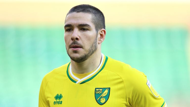 Emi Buendia has seven goals and seven assists in 20 Championship games for Norwich this season
