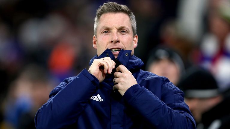 Neil Harris' Cardiff City side have lost their last six games in all competitions