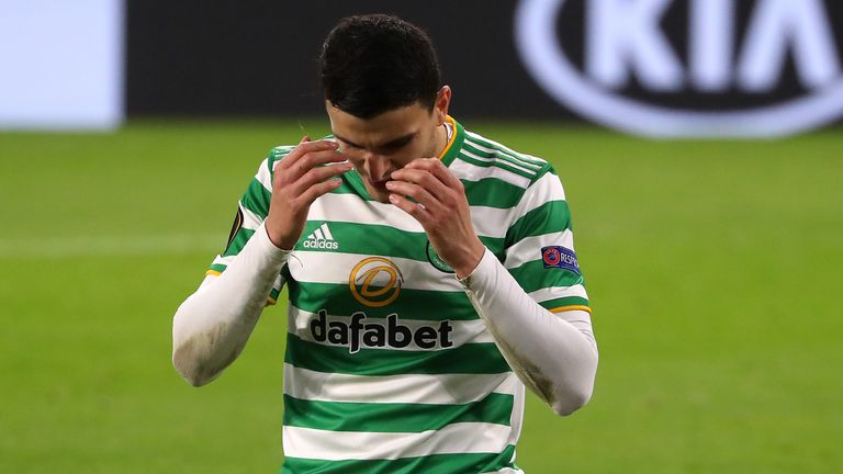 Mohamed Elyounoussi says everyone at Celtic needs to take responsibility for this season's slump and stop using coronavirus as an excuse