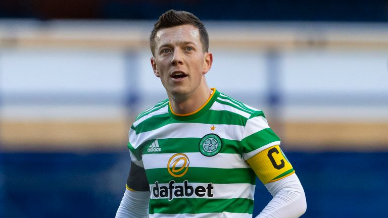 Celtic are 19 points adrift of Rangers at the top of the Scottish Premiership