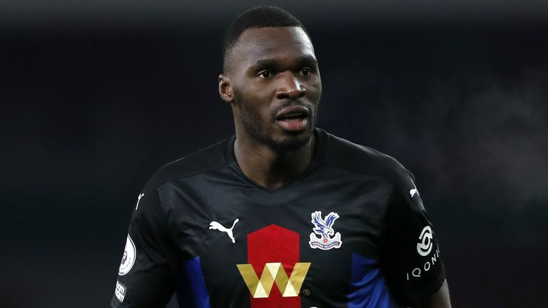 Christian Benteke is likely to stay at Selhurst Park