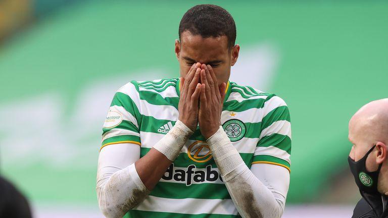 Celtic's Christopher Jullien is set for a lengthy spell on the sidelines