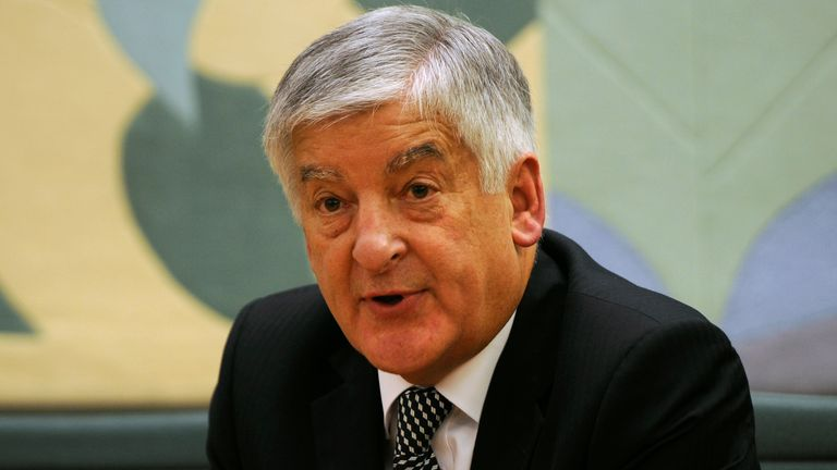 David Bernstein is a former FA and Manchester City chairman