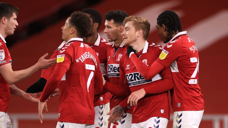 Boro handed Watmore a two-and-a-half year contract extension in early January, tying him to the club until 2023