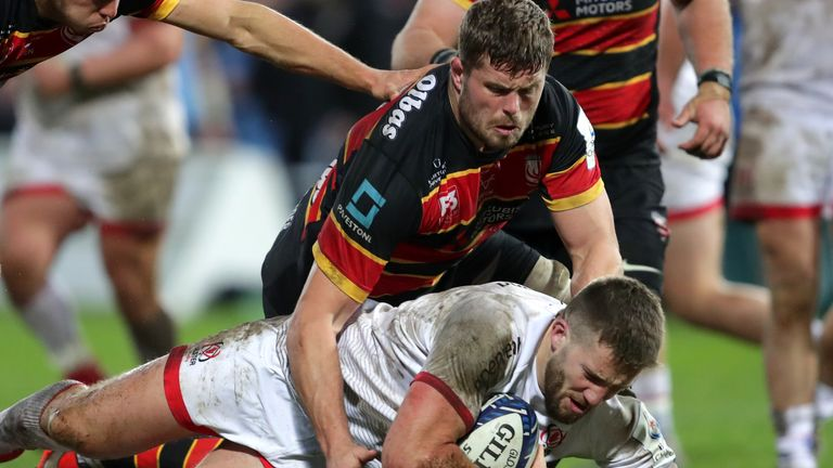 Gloucester lock Ed Slater has received a four week ban