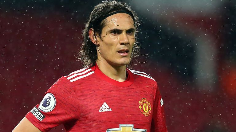 Edinson Cavani: FA independent commission surprised at lack of Man Utd  'training' amid Instagram post charge | Football News | Sky Sports