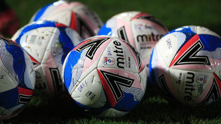 EFL ball