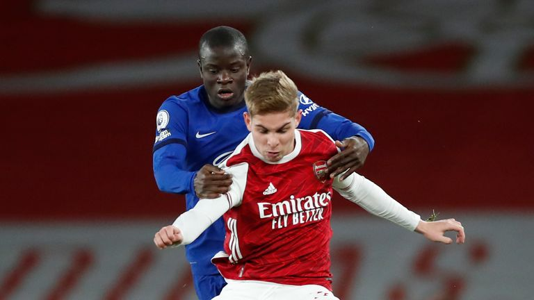 Emile Smith-Rowe has been key to Arsenal's resurgence in recent weeks