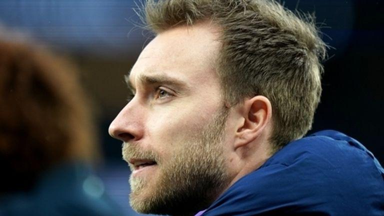 Christian Eriksen left Tottenham for Serie A last January