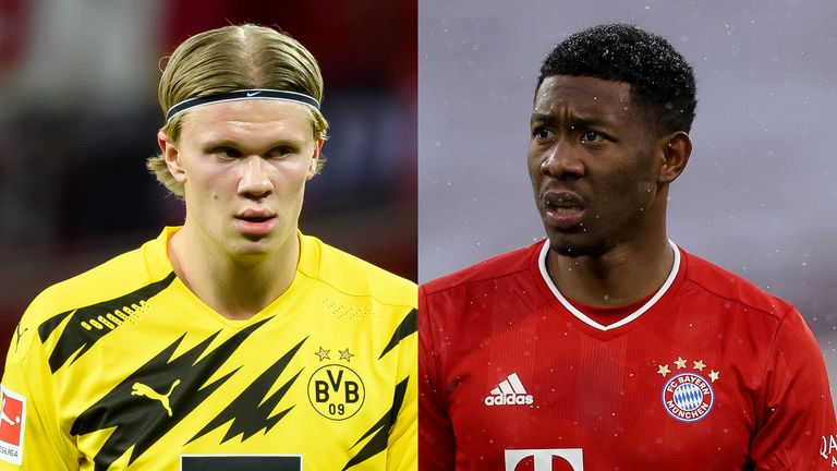 Could Chelsea bring Erling Haaland and David Alaba to Stamford Bridge this summer?