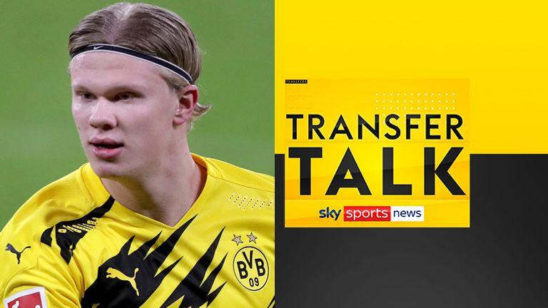 Erling Haaland, Transfer Talk Podcast