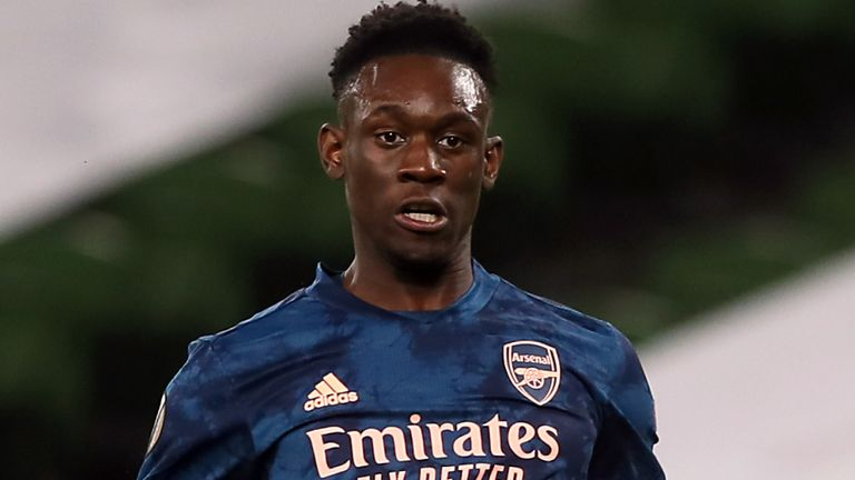Folarin Balogun is on the verge of signing a new deal with Arsenal