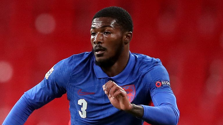 Maitland-Niles has been a regular in Gareth Southgate's England squad in recent months