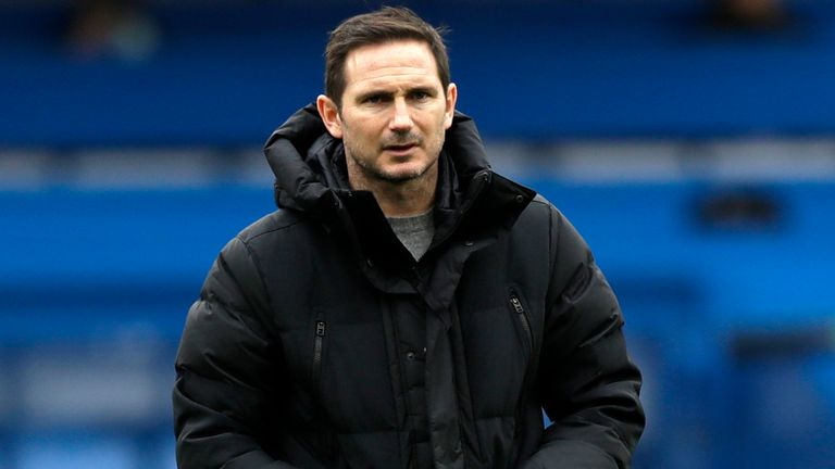 Frank Lampard sacked: Chelsea lose patience with new direction | Football  News | Sky Sports