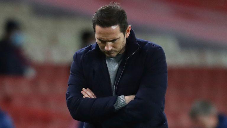 Frank Lampard - AP Images