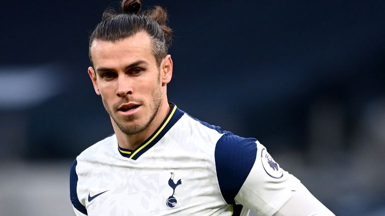 Gareth Bale has so far struggled to get game time on his loan spell at Tottenham